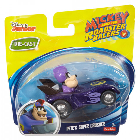 Mickey and the Roadsters Racers - Pete's Super Crusher