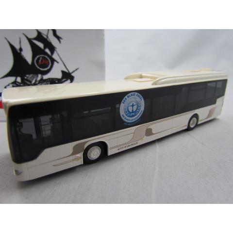 Ônibus Mercedes-Benz Citaro LE Der Blaue Engel  #001 AWM Automodelle 1:87