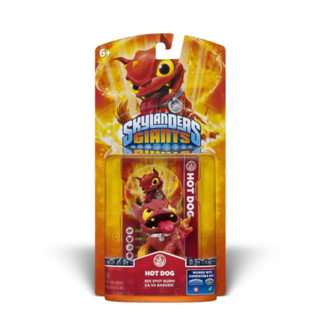 Skylanders GIANTS Hot Dog ACTIVISION