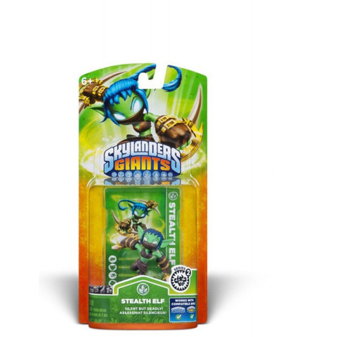 Skylanders GIANTS Stealth Elf (Series 2) ACTIVISION