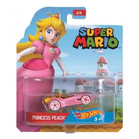 Super Mario Hot Wheels - Princess Peach
