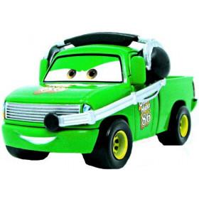 Disney Cars Crew Chief Chick Hicks Loose #131 1:55 Mattel