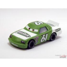 Disney Cars James Cleanair #61 Vitoline Team Loose #128 1:55 Mattel