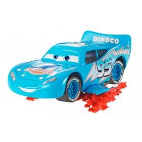 Disney Cars Mega Deluxe Lightning Storm Lightning McQueen Loose #130 1:55 Mattel