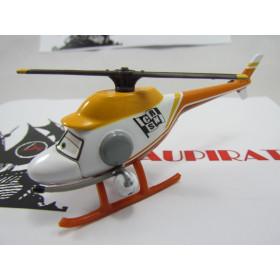 Disney Cars Ron Hover Helicóptero Rede Notícias CRSN Loose #44 1:55 Mattel