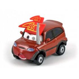 Disney Cars Timothy Twostroke Loose #129 1:55 Mattel