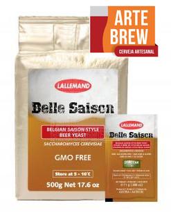 Belle Saison - Fermento Cervejeiro Lallemand - 11gr