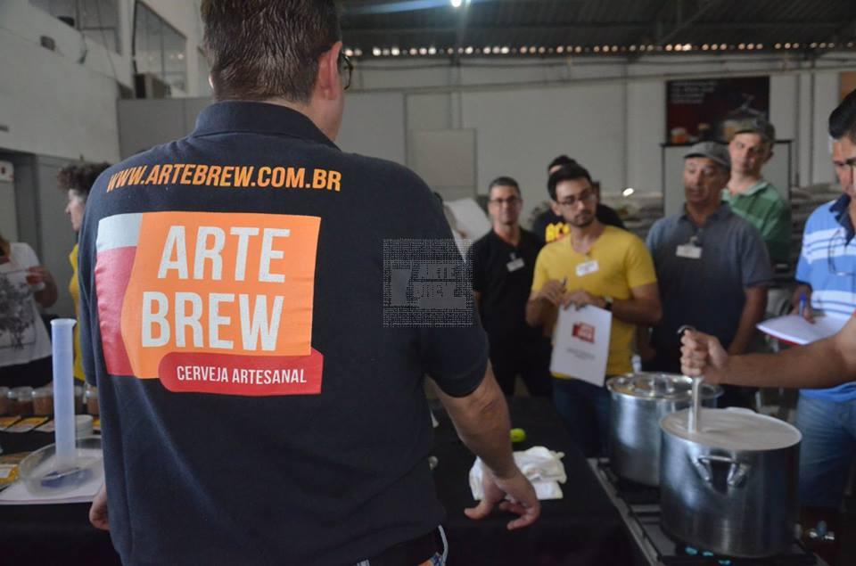 Curso Cerveja Artesanal- Turma 112 - 30 / Junho / 2018 - Campinas SP