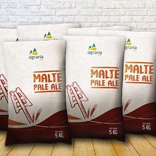 Pale Ale Malte Agraria - saca 25kg