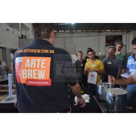 Curso Cerveja Artesanal- Turma 111 - 19 / Maio / 2018 - Campinas SP