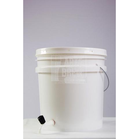 Balde Fermentador/Maturador - 30 litros - Com torneira