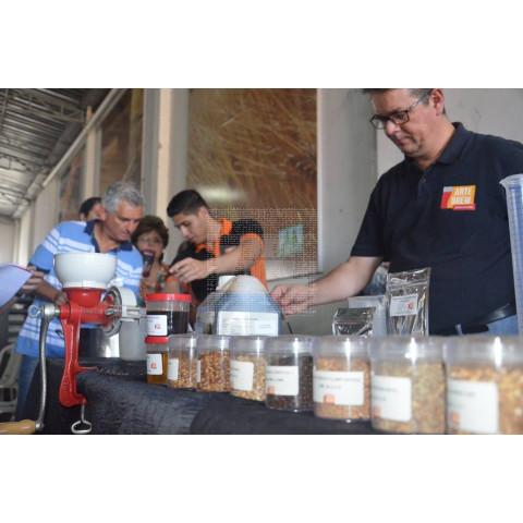 Curso Cerveja Artesanal- Turma 114 - 01 / Setembro / 2018 - Campinas SP