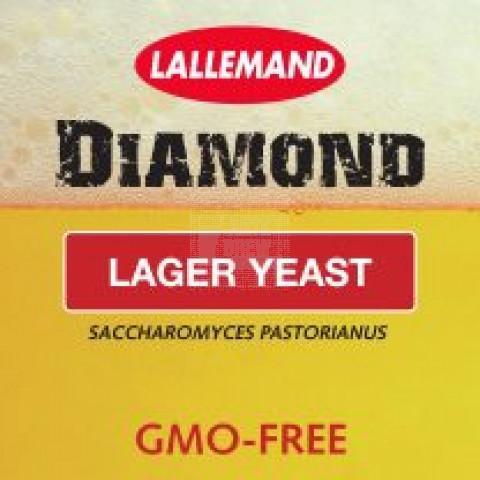 Diamond - Fermento Cervejeiro Lallemand - 11gr - LAGER