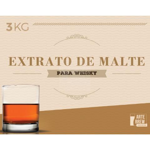 Extrato de Malte para Whisky Artesanal - 3kg