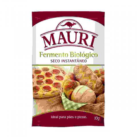 Fermento Mauri para pães de malte
