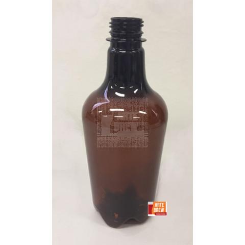 Garrafa Growler em PET - 1 litros