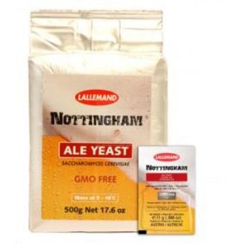 Nottingham - Fermento Cervejeiro Lallemand - 500gr.