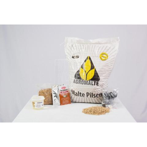 Pale Ale - Kit Matéria-prima para 20 litros de cerveja