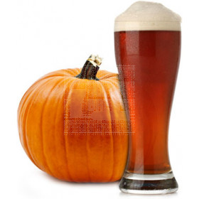 Pumpkin Ale - Kit Matéria-prima para 20 litros de cerveja.