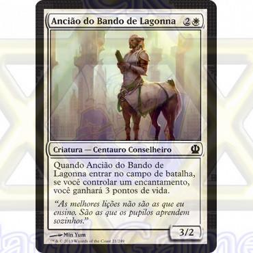 Ancião do Bando de Lagonna
