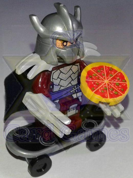 Destruidor - TMNT - Miniatura - Blocos