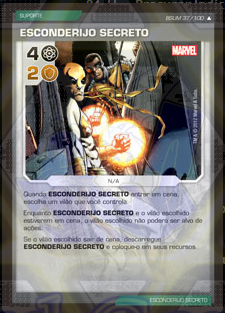 Esconderijo Secreto BSUM 37/100