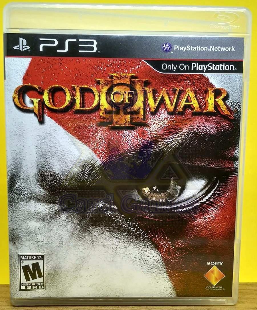 God of War 3 - Jogo - PS3 (Seminovo)
