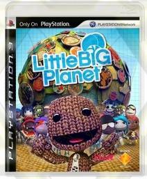 Little Big Planet - Jogo - PS3 (Seminovo)