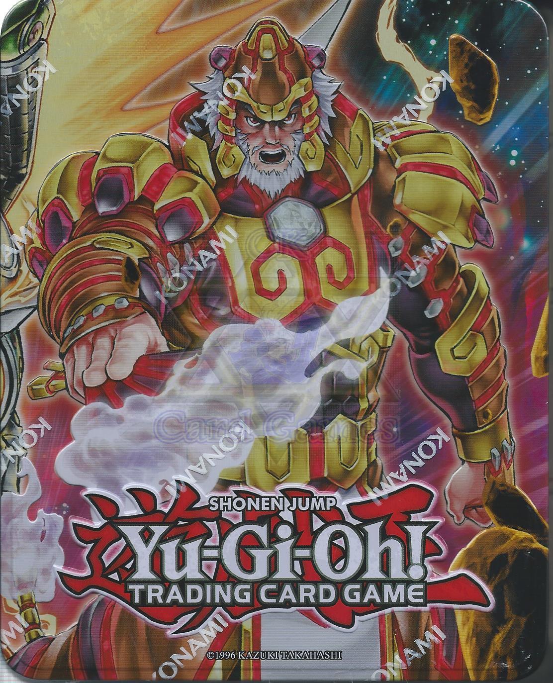 Mega Tin 2014: Brotherhood Of The Fire Fist - Tiger King