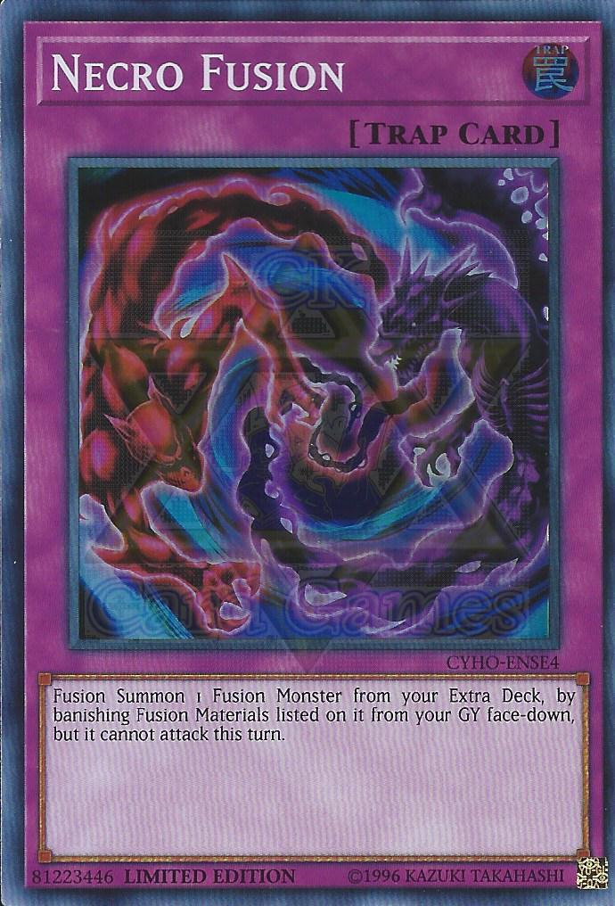 Necro Fusion / Fusão Necro
