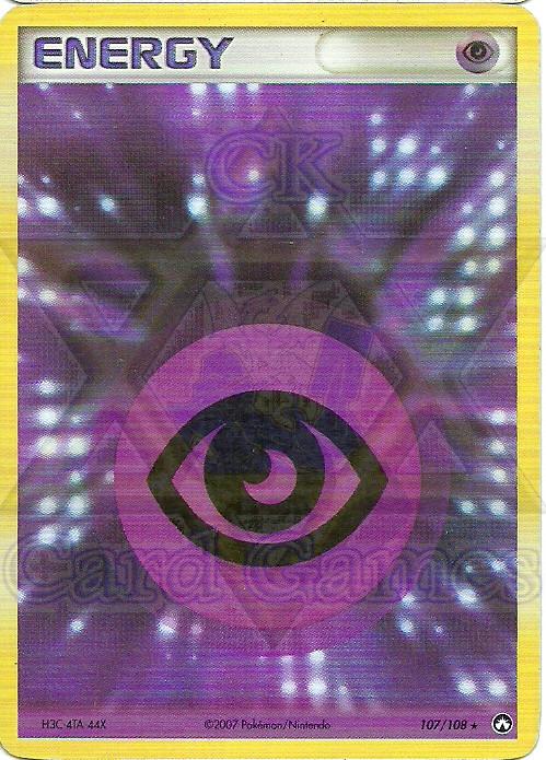 Psychic Energy / Energia Psíquica