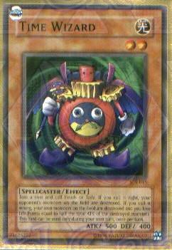 Time Wizard / Mago do Tempo 90%