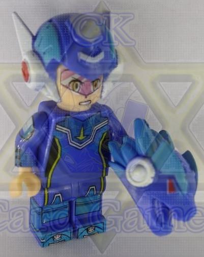 Star Force Mega Man - Mega Man - Miniatura - Blocos