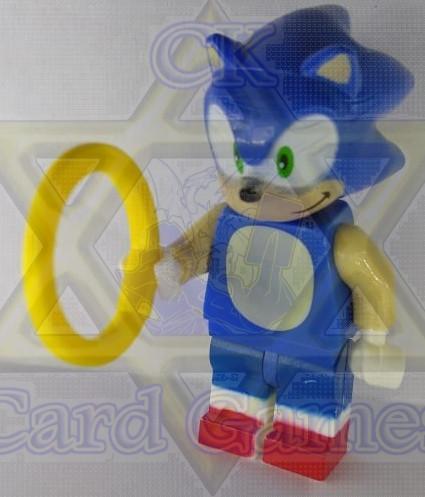 Sonic - Sonic o ouriço - Miniatura - Blocos