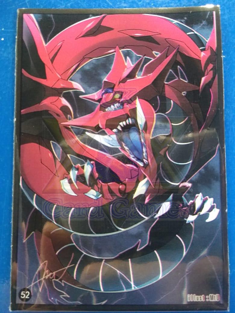 IM Sleeve Avulso P Slifer, o Dragão Celeste Art-?2 62x89mm