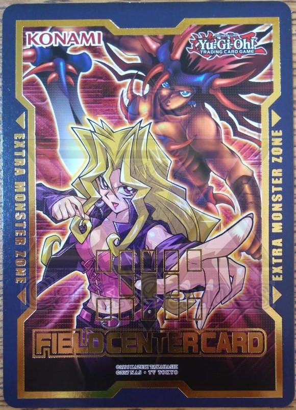 Mai e Espada Amazoness - Carta de Centro de Campo / Mai & Amazoness Swords Woman - Field Center Card