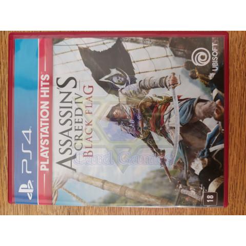 Assassin's Creed IV: Black Flag - Jogo - PS4 (Seminovo)