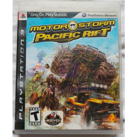MotorStorm: Pacific Rift - Jogo - PS3 (Seminovo)