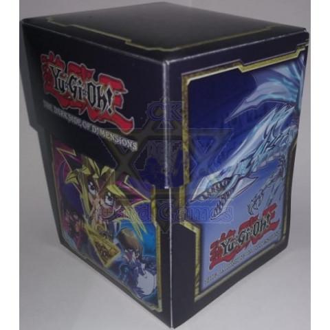 YGO KM Deck Box The Dark Side of Dimensions