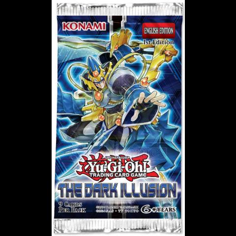 A Ilusão Negra Pacote / The Dark Illusion Booster