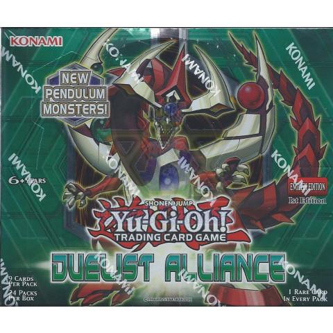 Aliança dos Duelistas Box