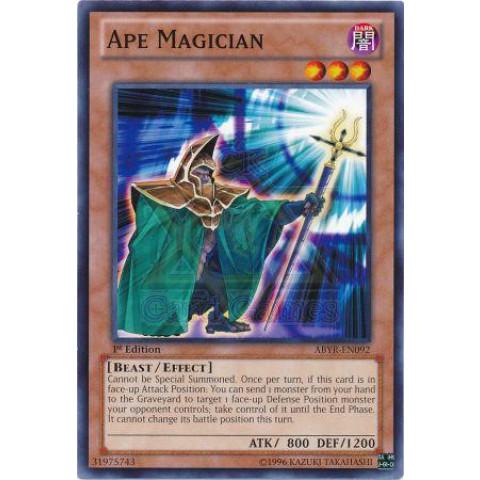 Ape Magician 90%