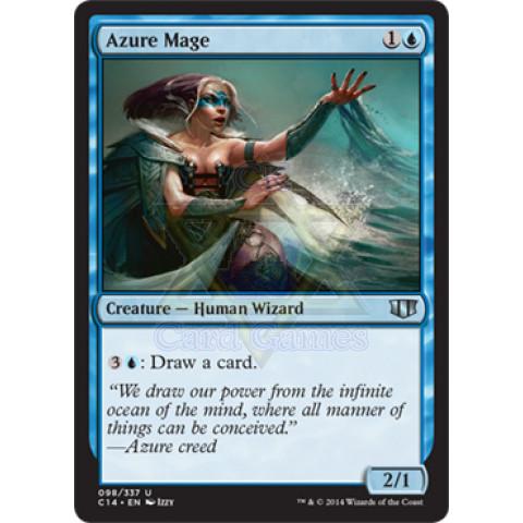 Azure Mage / Mago Lazur