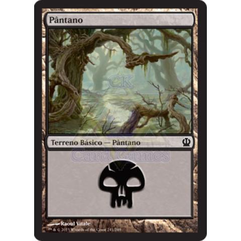 Basic Land - Swamp / Terreno Básico - Pântano