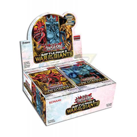 Battle Pack 2: War of the Giants Box