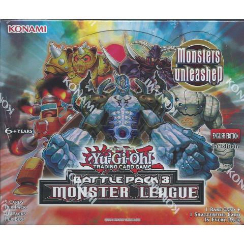 Battle Pack 3: Monster League Box