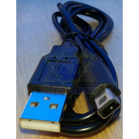 Cabo USB - Acessório - Nintendo 2DS e Nintendo 3DS