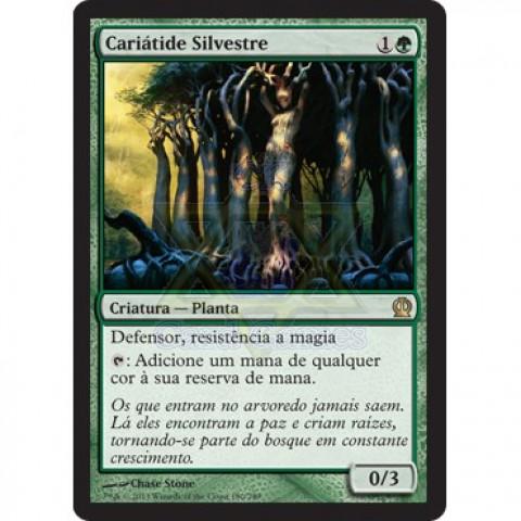 Cariátide Silvestre / Sylvan Caryatid