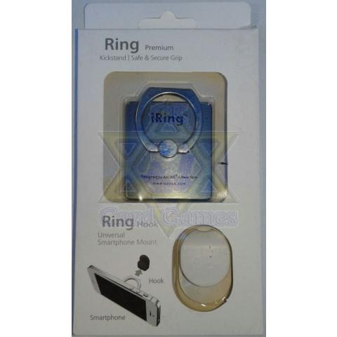 Cinza - Anel Suporte Telefone Celular - iRing