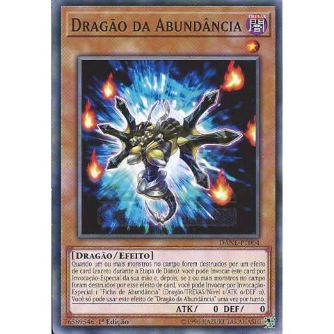 Dragão da Abundância / Overflow Dragon